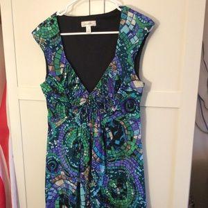2 Sun Dresses Bundle Deal Beautiful Colors size 12